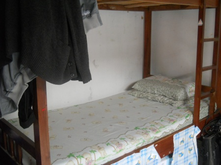 my 'new' bed :D